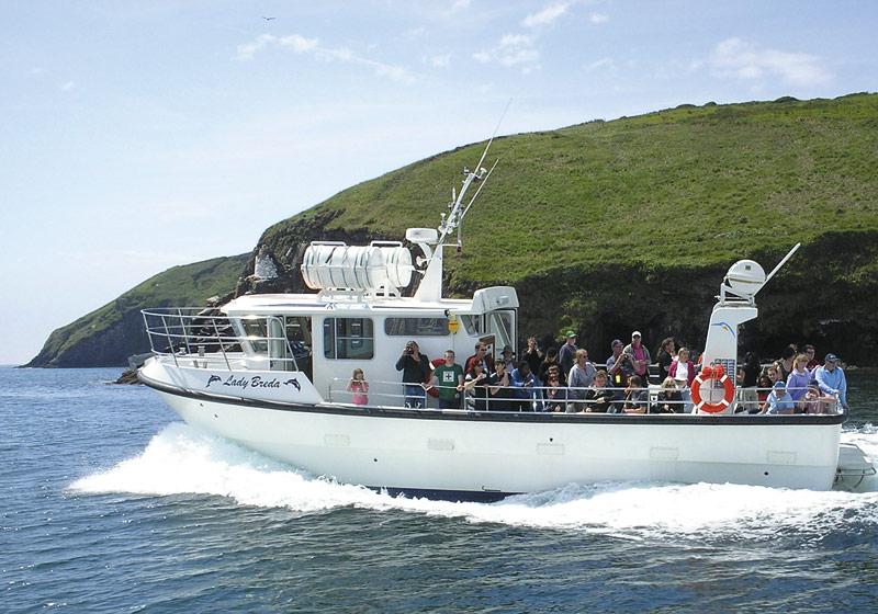 Kerry Gems Boat Trips, Killarney Lakes, Dingle Bay, Kenmare