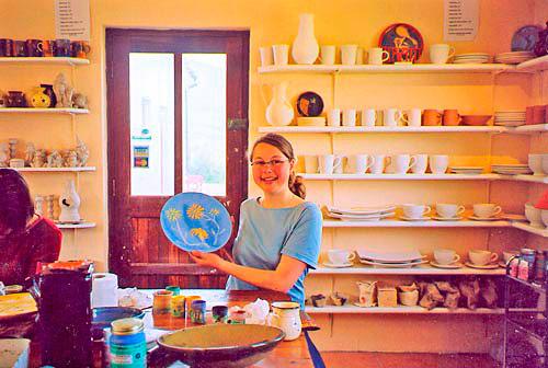 faoilean pottery