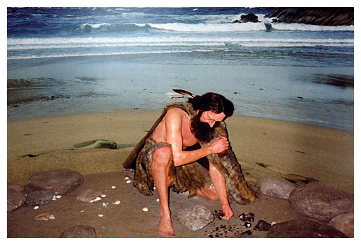 mesolithic man