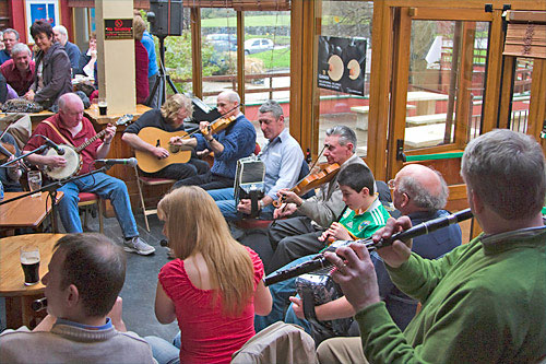 traditional irish music kerry