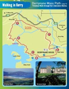 Derrynane Mass Path
