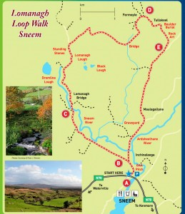 Sneem Lomanagh Loop Walk
