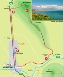 Brackloon Map